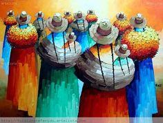 cuadros andinos peruanos - Buscar con Google