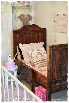 kids room via snow white dreams..