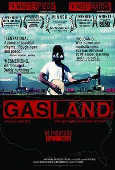 Gasland (documental) - Ecocosas