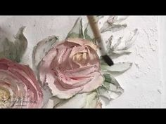 Video course on sculptural painting with English subtitles - YouTube