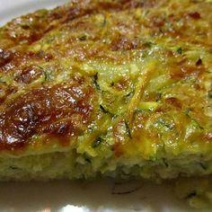 Zucchini Cheese Cake by Midajah Crock Pot Recipes, Casserole Recipes, Pasta Recipes, Beef Recipes, Vegetarian Recipes, Chicken Recipes, Vegan Breakfast Recipes, Healthy Dessert Recipes, Indian Food Recipes
