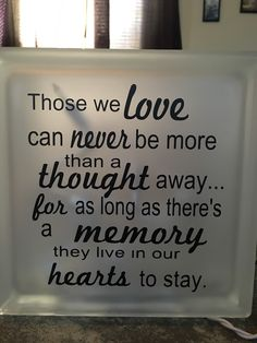 A personal favorite from my Etsy shop https://www.etsy.com/listing/267980364/in-memory-of-loving-memorydeath-of-loved