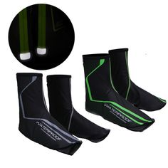 Bicycle Cycling Breathable Rain Shoe Warm Cover Waterproof Protector Overshoes #Unbranded