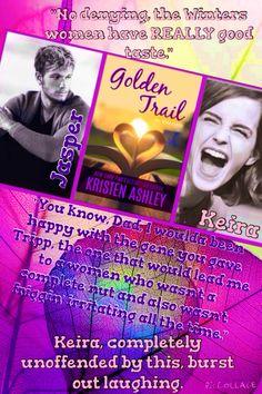 Golden trail by Kristen Ashley Ij