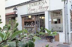 Taberna Casa Merry, Fuengirola: Bekijk 46 onpartijdige beoordelingen van Taberna Casa Merry, gewaardeerd als 5 van 5 bij TripAdvisor en als nr. 125 van 997 restaurants in Fuengirola. </cf>