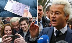Geert Wilders attacks Moroccan scum in election campaign launch while LEADING in polls