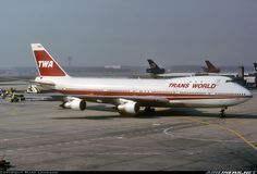 Trans World Airlines - TWA N93117 Boeing 747-131 aircraft picture