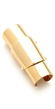 Bendable ring by Maison Martin Margiela.