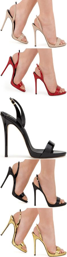 """Can you see why celebrities love Giuseppe Zanotti's """"Sophie"""" sandals?"""