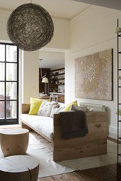 diy sofa inspiration - simple and clean: sit deep