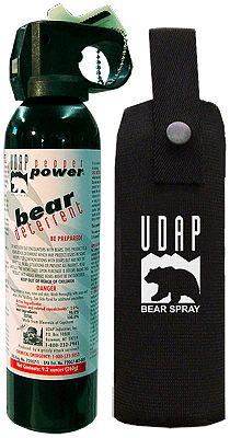 UDAP Bear Spray and Pepper Spray Deterrent Produced by a Grizzly Bear Attack Survivor    http://www.google.com/url?sa=t&rct=j&q=&esrc=s&source=web&cd=1&ved=0CCMQFjAA&url=http%3A%2F%2Fwnca.org%2Fwp-content%2Fuploads%2F2013%2F04%2FAttractants-deterrants.pdf&ei=xcGFVK6OFYSZgwSmqYKgAg&usg=AFQjCNHlyQ3b3YmOUVPIyFBtzwZc-79yOw&bvm=bv.80642063,d.eXY