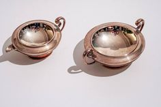 Mappin & Webb Bowl Set c1900  Sterling Silver