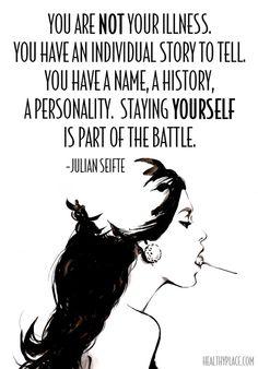 Quotes on Mental Illness Stigma - HealthyPlace