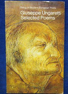 Penguin Modern European Poets : Giuseppe Ungaretti 1971 Poetry Book