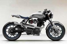 Mac Motorcycles by Ian Wride, via Behance