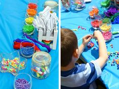Emma's rainbow party games and activities | Chickabug