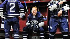 Wade Belak - Right Wing - #3 - Nashville Predators - One of my favorite players. So glad I was given the chance to meet him. RIP.