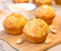 Kókuszkrémes piskótatorta Recept képpel - Mindmegette.hu - Receptek Biscuit Cookies, Donuts, Biscuits, Recipies, Cupcakes, Orange, Breakfast, Food, Pizza Muffins
