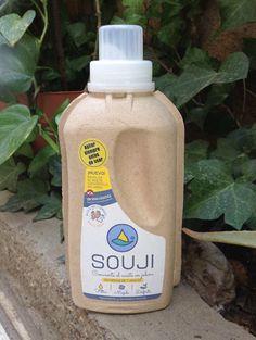 SOUJI, convierte aceite de cocina en detergente
