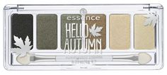 Essence 'Hello Autumn' eyeshadow palette