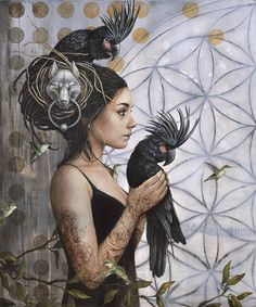 Foto Fantasy, Fantasy Art, Magic Realism, Whimsical Art, Surreal Art, Portrait Art, Portraits, Medium Art, Art Images