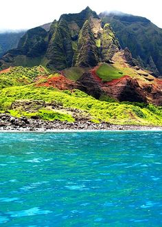 NaPali Coast, Kauai - Hawaii