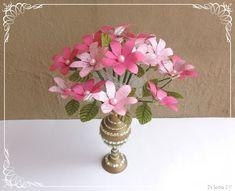 Paper Flower tutorial 1