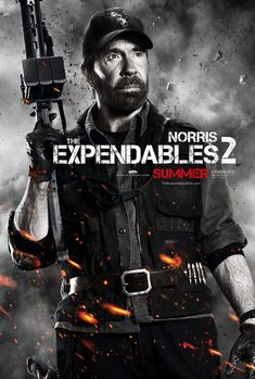 Movie Poster InspirationThe Expendables 2