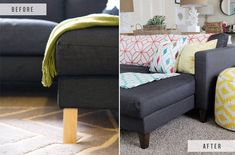 42 Cheap And Easy Home Upgrades That Will Make Your Home Look More Expensive - 42 Cheap And Easy Home Upgrades That Will Make Your Home Look More Expensive - Thrift Store Furniture, Cheap Furniture, Furniture Making, Home Furniture, Furniture Ideas, Furniture Logo, Custom Furniture, Painted Furniture, Furniture Cleaning