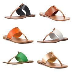 46ddeb09d Steve Madden OLIVIA Womens Leather Thong Slides Sandals  thong  slides   sandals  leather