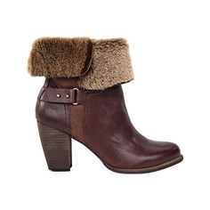 Women's UGG Jayne Ankle Boot - Stout Casual ($250) ❤ liked on Polyvore featuring shoes, boots, ankle booties, black, casual, leather boots, ankle boots, bootie boots, leather booties and leather bootie
