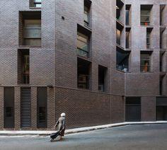 Day Street Apartments,© Katherine Lu