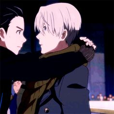 Yuri!!! On Ice Chapter 3