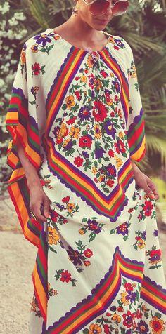Bohemian rhapsody #style #print #kaftan