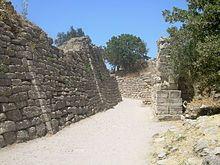 Türkei – Bronzezeitliche Mauern in Troja