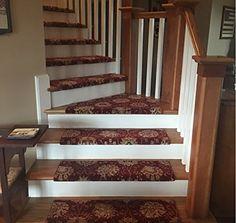 8 Colors Handmade Wool TRUE Bullnose Stair Tread Wools Of... Https:/