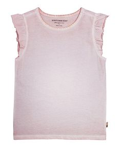 Another great find on #zulily! Blossom Organic Flutter-Sleeve Tee - Infant #zulilyfinds