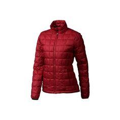 Women's Marmot Sol Jacket 76710 - Dark Raspberry Jackets ($150) ❤ liked on  Polyvore