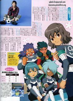 scan hakuryuu inazuma go article - Tìm với Google Inazuma Eleven Go, Album, Stone, Google, Girls, Anime, Fictional Characters, Little Girls, Rock