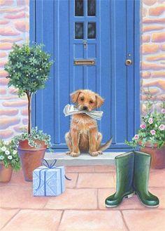 Cute illustrations - Art