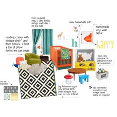 """""""Howie's Room"""" by catieneely on Polyvore - the update."""