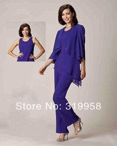 Mother Of The Bride Pant Suit Chiffon Beads Wedding Mother's Groom Evening Dress. Black Mother's Pants Suit Mother of The Bride Groom Dresses Chiffon Wedding Gown. Fashion White Chiffon Mother Of Bride Pant Suits Formal Evening Gown Party Dress. Mother Of The Bride Jackets, Mother Of The Bride Dresses Long, Mothers Dresses, Wedding Dresses Plus Size, Plus Size Dresses, Dress Wedding, Wedding Outfits, Wedding Attire, Bridal Pants