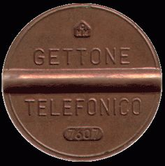 telephone token, also used as a rest in place of the mo .- gettone telefonico, usato anche come resto al posto delle monete telephone token, also used as a change instead of coins - Vintage Toys, Retro Vintage, Vintage Italy, My Memory, Vintage Posters, Childhood Memories, Google, Trieste, Mani