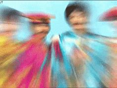 the beatles gif - Beatles Albums, The Beatles, Gifs, Summer Of Love, Cool Bands, Memes, Music, Painting, Guitars