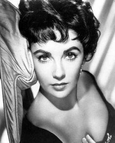 Elizabeth Taylor 1950's
