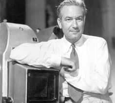 "VIctor Fleming, one of MGM's greatest directors and the director of ""The Wizard of Oz"" and ""Gone With the Wind"""