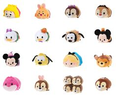This site has a catalog of every Tsum Tsum ever created!!