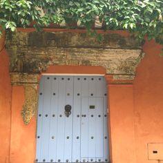 Cartagena de Indias / Puerta y Naranja
