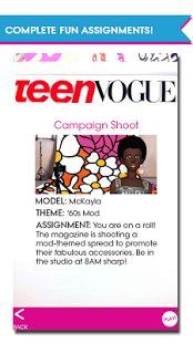 Teen Vogue Me Girl- screenshot thumbnail