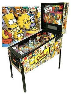 By far the better of the two Simpsons games